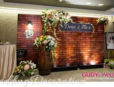 WeddingDecor♥工業風婚禮佈置@勞瑞斯