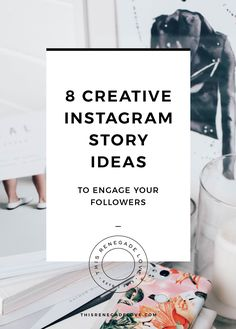 8 Creative Instagram Story Ideas to Engage Your Followers Keep your Instagram followers engaged with your content and coming back for more with these 8 creative Instagram Story ideas. Best Instagram Stories, Instagram Apps, Pink Instagram, Instagram Story Ideas, Influencer Marketing, Instagram Promotion, Simple Blog, Hash Tag, Story Highlights