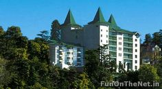 This hotel will offer you a view like no other. Situated at Shimla, 7000 feet up in the Himalayas, this symbol of classiness is over 100 years old. It has been resroted to its original splendor with wooden floors, period furniture, crackling fires and a warm and cozy ambience.  It also has an indoor heated swimming pool which is one of the highest in the world and offer spectacular views of the snow-capped mountains.