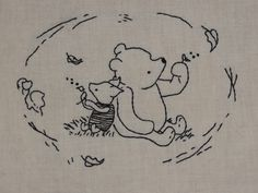 Pooh and Piglet | Flickr - Photo Sharing!