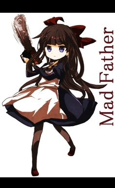 Mad Father - Aya - chainsaw