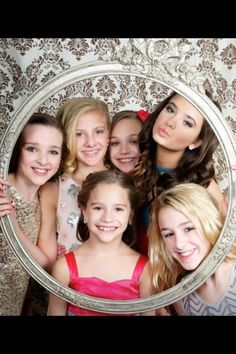 The real stars of dance moms! These girls are my inspiration