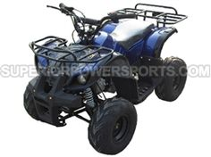 125cc Youth ATV