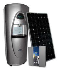 Solar Powered Atmospheric Water Generator