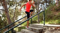 Turn Any Staircase Into a Workout With These Tips: It's time for your cardio routine to take the stairs!