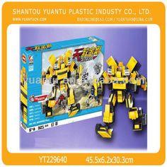 Funny Building Block Action Figure Robot Toy - Buy Robot Toy,Building Block,Robot Product on Alibaba.com