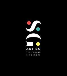 Art SG | The Plant G Logo Design, Typography Design, Branding Design, Lettering, Design Art, Graphic Design, Sr Logo, Logo Sign, Singapore Art