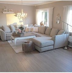 Presents for you the best designs about shabby-chic living room ideas; farmhouse style, rustic, simple, romantic, etc. #shabby, #epicwindow, #colors, #GreyFurniture, #furniture, #ShabbyChic, #chic, #room, #grey