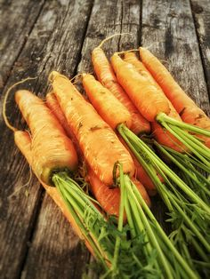 Norjalaisia porkkanoita