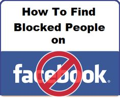 How Do I Find My Blocked List On Facebook? - Discover how do I find my blocked list on Facebook. To find blocked people on Facebook is very easy and quick. You can use PC or mobile. If you want to know how to see blocked list on Facebook, just follow my tutorial. I Hope You, You Can Do, Are You Happy, Ourselves Topic, Question Mark, Mobile Application, Have Fun, The Unit, Facebook