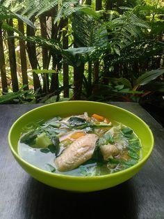 Sayur Sop Sayap Ayam