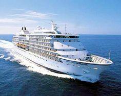 Regent Cruise Line - Regent Seven Seas Cruises - my favorite cruise line!!
