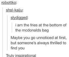 27 Tumblr Posts About McDonald's That Will Make You Laugh Out Loud