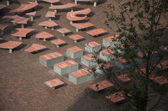 Städtisches Puzzle