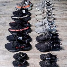 edc4d3448ba3f Yeezy Boost Collection On Point Nike Shoes, Sneakers Adidas, Tenis Adidas,  Reebok,