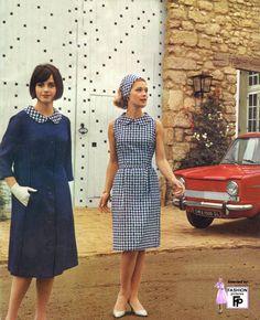 1960s dresses  1964-