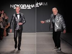 Two legends of the science world traded in lab coats and space suits for a bit of glitz and glamour on the catwalk this week when Bill Nye and Buzz Aldrin took to the walkway. It was all as part of fashion designer and space-enthusiast Nick Graham's runway show for New York Fashion Week.   Looking sharp chaps!  📷 © Randy Brooke/WireImage/Getty Images