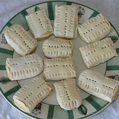 Biscuits fragments d'os
