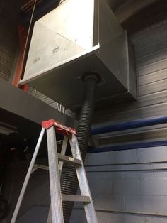 Duct Cleaning, Commercial
