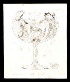 "leo o'mealia  | ... and ""Brooklyn Bum"" Original Newspaper Artworks (2) by Leo O'Mealia"