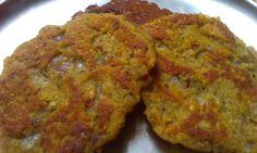 Dal tikki (yellow lentil tikki) Click Here for Full Recipe: http://secretindianrecipe.com/recipe/dal-tikki-yellow-lentil-tikki  #indianfood #indianrecipes