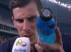 JEUX OLYMPIQUES - Alors qu'une médaille au 800m aux Jeux olympiques venait de…