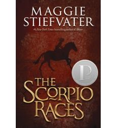 """The Scorpio Races by Maggie Stiefvater 