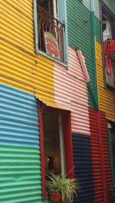 @La Boca, Buenos Aires