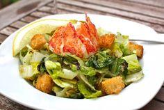 Grilling Greens (Recipe: Grilled Caesar Salad) | Simple Bites