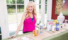 Sophie Uliano's DIY Chemical Free All Purpose Cleaner