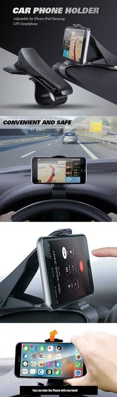 US$6.99 + Free shipping. Universal non-slip dashboard car mount holder, adjustable for iPhone iPad Samsung GPS Smartphone. Car mount phone holder, car dashboard mount holder, universal car mount holder, car mount holder for iPhone, car phone holder, car phone holder dashboards, cell phone car mount.