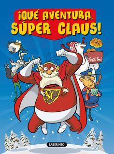 ¡Qué aventura, Súper Claus!