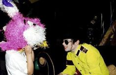 Michael Jackson in México City Mexico.
