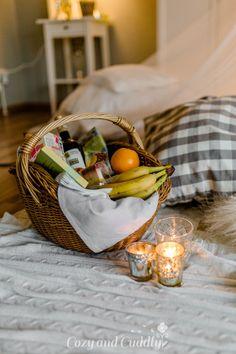 Tipps für ein kuscheliges Indoor-Picknick und Blitz- Rezepte Indoor Picnic, Blitz, Basket, Cozy, Autumn, Ad Home, Tips, Nice Asses