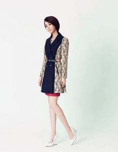Lee Da-hae for Arnaldo Bassini Spring 2014 | Crush On Da-hae