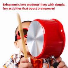 Using music in the regular classroom