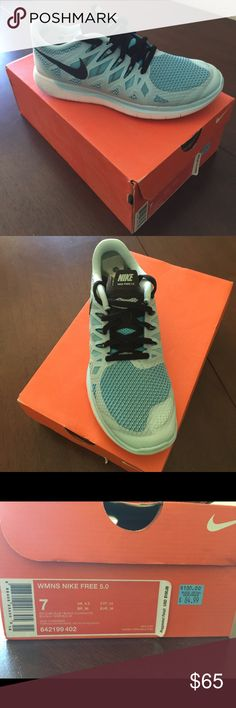 Women's Nike Free 5.0 Brand new in box Nike Shoes Athletic Shoes