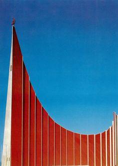 Sovjet Pavilion, Osaka Expo'70