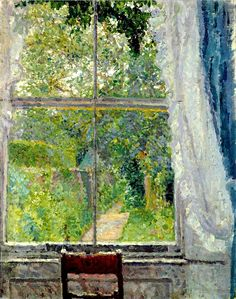 Spencer Frederick Gore - View From A Window
