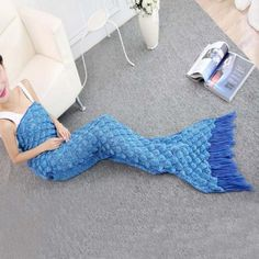 SHARE & Get it FREE   2016 Fashionable Fringed Fish Tail Design Sleeping Bag Mermaid Shape Knitting BlanketFor Fashion Lovers only:80,000+ Items·FREE SHIPPING Join Dresslily: Get YOUR $50 NOW!