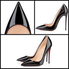 Simple, classic, stylish. Always! #laboutin