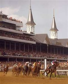 CAN'T WAIT!!!!!   Kentucky Derby at Churchill Downs, Loiusville,KY