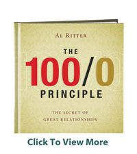 The 100/0 Principle with free DVD – Simple Truths Online Store