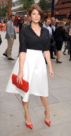 Gemma Arterton - At the 'Pandora My Rings, My Style' launch party in London. (May 2014)