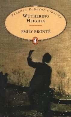WUTHERING HEIGHTS  byEMILY BRONTE