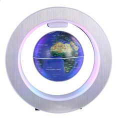 School Supplies Levitation Anti Gravity Globe Magnetic Floating Globe World Map Teaching Resources Home Office Desk Decoration Providing Amenities For The People; Making Life Easier For The Population Lights & Lighting