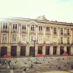 Alcaldía de Bogotá, Palacio de Liévano