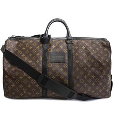 ec3f4844b86 Labellov Louis Vuitton Waterproof KeepAll 55 Bandoulière ○ Buy and Sell  Authentic Luxury