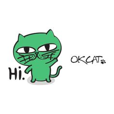 [Soompi Shop] Taecyeon (2PM) OKCAT Exclusive Packages Win a... ❤ liked on Polyvore featuring cats