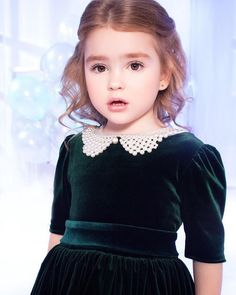 55 Ideas Diy Baby Girl Dress Pattern Sweets For 2019 American Girl Outfits, Baby Girl Party Dresses, Little Girl Dresses, Flower Girl Dresses, Girls Christmas Dresses, Toddler Christmas Dress, Baby Girl Dress Patterns, Little Girl Fashion, Toddler Dress